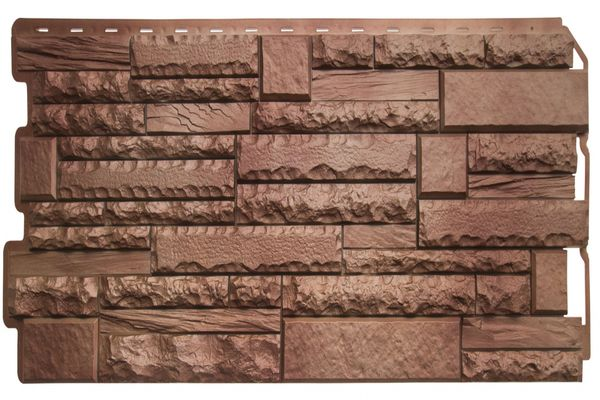 Панель камень скалистый