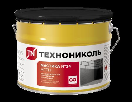 Мастика Гидроизоляционная №24 (МГТН)